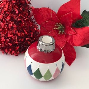 Other - Christmas Ball - Candle Holder